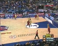maccabi dunks- lets get ready