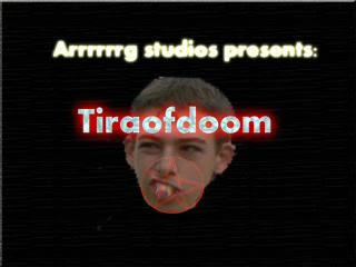 !tira of DOOM-trailer of ...