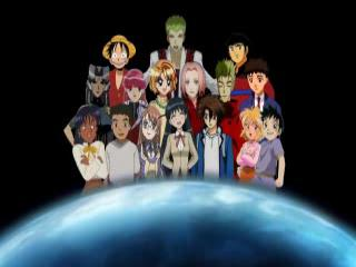 Animes for humanity