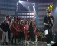 Eminem Like Toy Soldiers Live