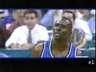 NBA basketball - worst dunks