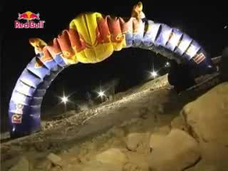 Red Bull Extreme cut