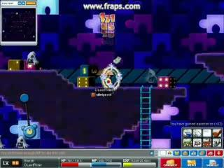 maplestory-DLastrider fighting