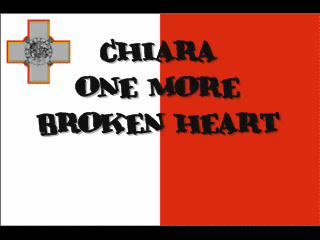 Chiara - One More Broken Heart