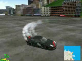 Porsche GT3 Drifting mm2