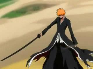Ichigo Tribute Angel Of Darkne