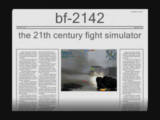 bf-2142 game play