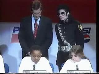 Heal the World Speech