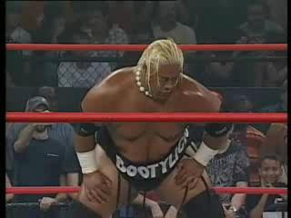 Christian Cage vs. Jr.fatu- 1