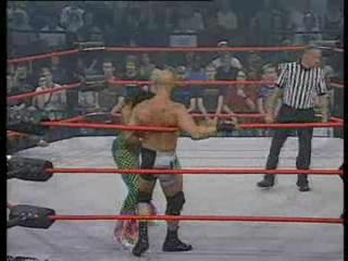 Christopher daniels vs. Black