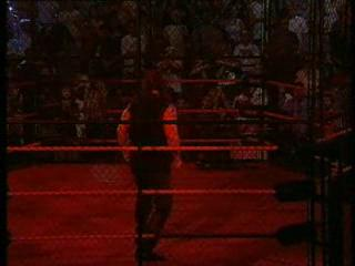 Abyss vs. Kurt angle