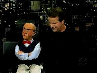 Jeff Dunham and Walter on