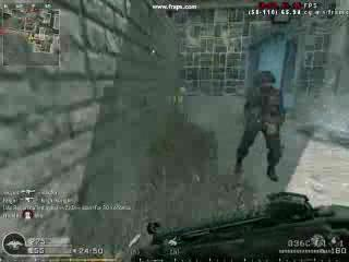 Knifing In Call Of Duty 4