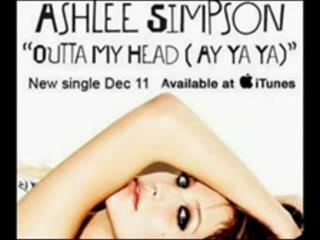 Ashlee Simpson-Outta My Head
