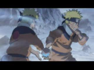 Try to kill Naruto