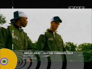Nelly ו- Justin לא מצונזר