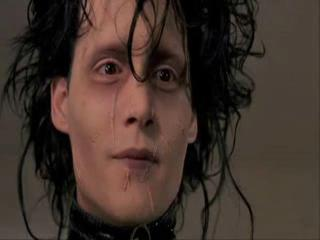 Edward Scissorhands - clip