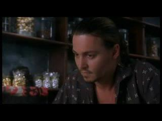 Johnny Depp - Chocolate