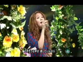 BoA - Kissing you - LIVE