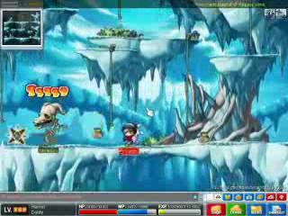 99K  damage in MapleStory