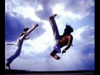 capoeira song - zoom zoom...