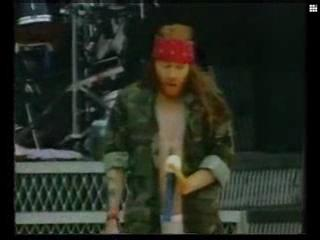 Guns N' Roses-Civil War Live
