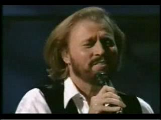 THE BEE GEES  Words