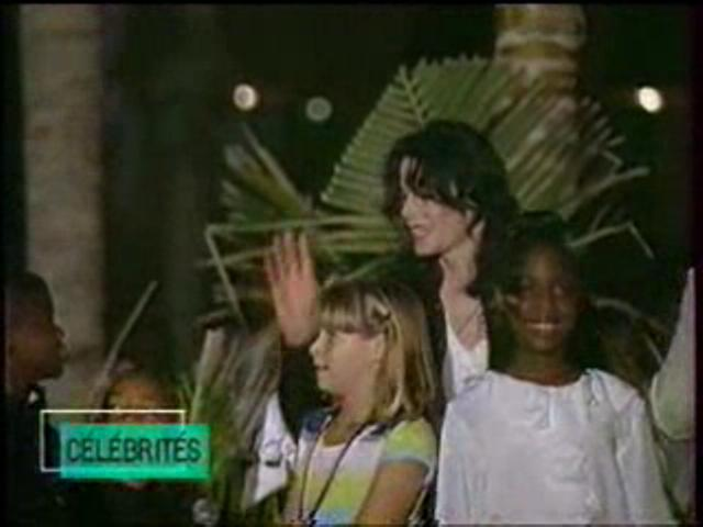 Michael Jackson in Bahamas