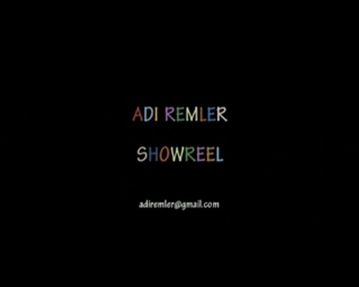 -animation-showreel