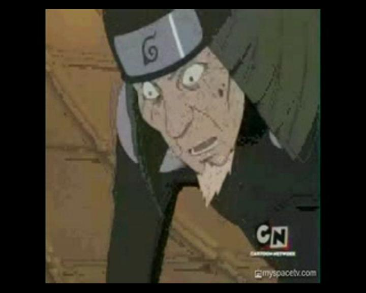 Orochimaru Vs The 4th Hokage