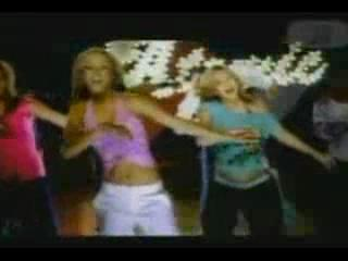 Atomic Kitten -The Tide Is Hig