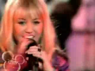 Hannah montana-Let's do this