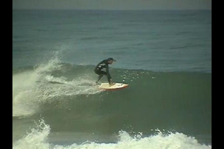 amazing surfing