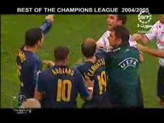 Football top 3 fight