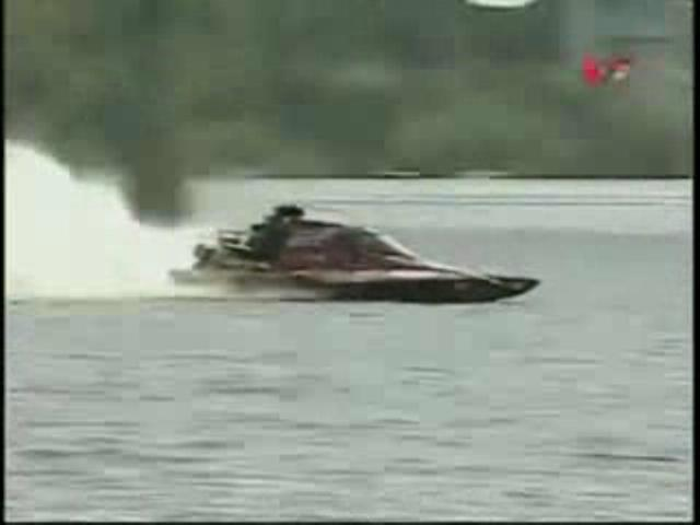 קטלני! Deadly Speedboat C...
