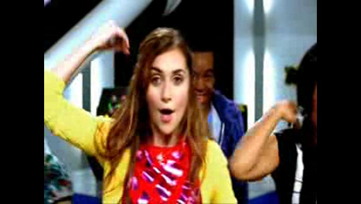 Alyson stoner-Dancing in the m