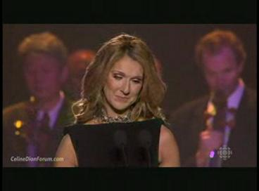 L'ADISQ Tribute to Celine...