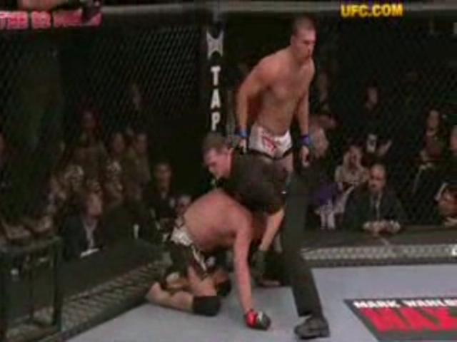 Mark Coleman vs.  Mauricio Rua