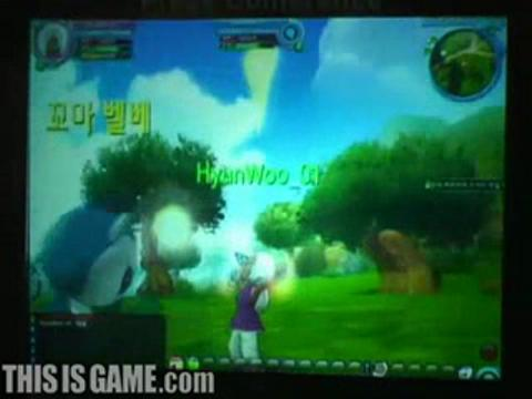 Dragon Ball Online - GamePlay