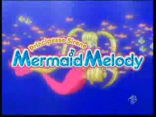 Mermaid Melody ltalian opening