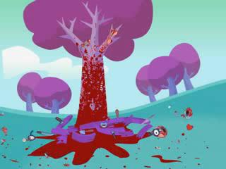 Happy Tree Friends Animal חלק2