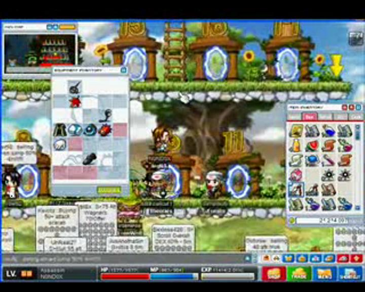 MapleStory-N0ND0X