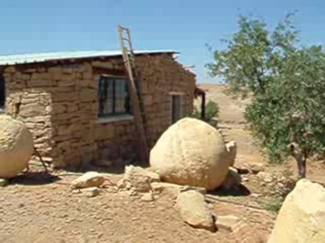 A house in Shaharut