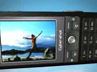k800i demo video-sony ericsson