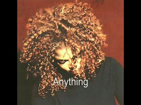 Anything - Janet Jackson
