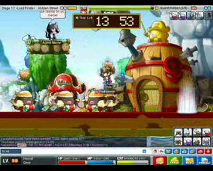 Qiwe Do Boss Pq- Maple Story