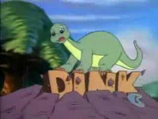 Dink, The Little Dinosaur OPEN
