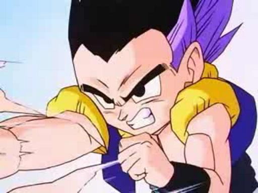 dragonball z Gotenks The movie