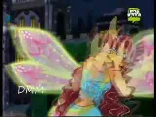 Hebrew Winx Club