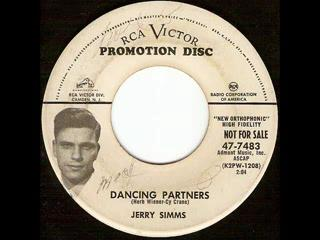 Jerry Simms - Dancing Partners